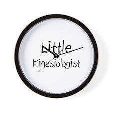 Little Kinesiologist Wall Clock