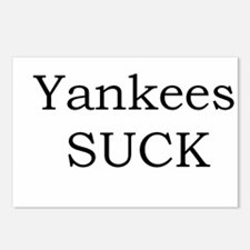 Yankees Suck Collection Postcards (Package of 8)