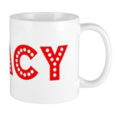 Retro Tracy (Red) Mug