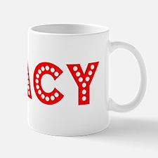Retro Tracy (Red) Mug