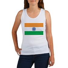 INDIA Womens Tank Top