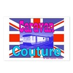 Caravan Couture Postcards (Package of 8)