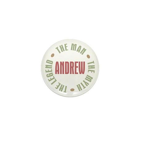 Andrew Man Myth Legend Mini Button (100 pack)