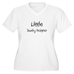 Little Jewelry Designer T-Shirt
