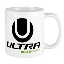 Ultra Music Final 2 green Mugs