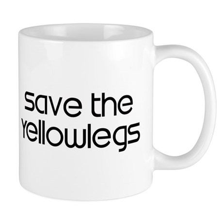 Save the Yellowlegs Mug