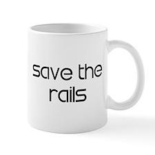 Save the Rails Mug