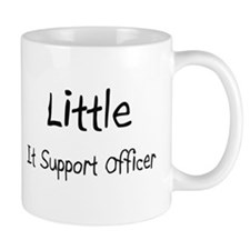Little It Support Officer Mug