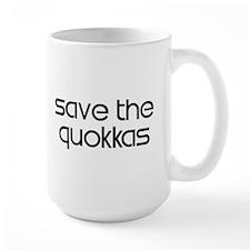 Save the Quokkas Mug
