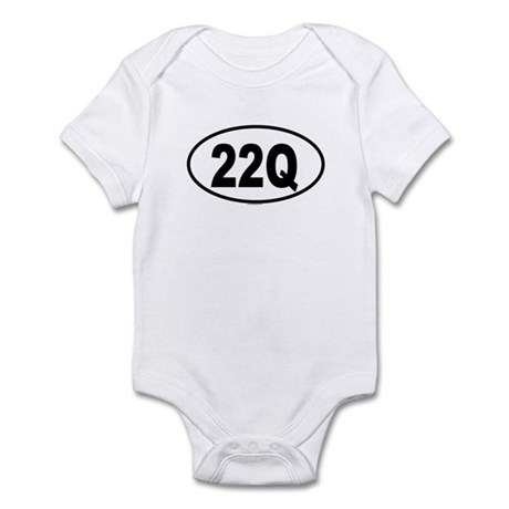 22Q Infant Bodysuit