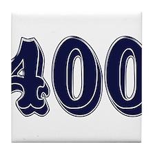 400 Tile Coaster