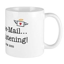 Send Knee-Mail... Mug