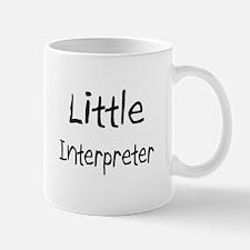 Little Interpreter Mug