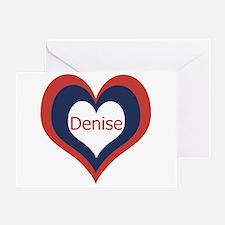 Denise - Greeting Card