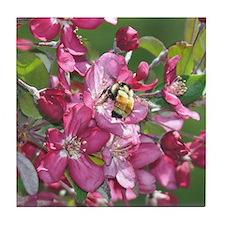 Bumble Bee Tile Coaster