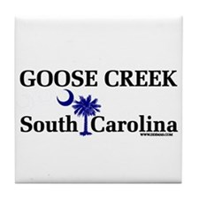 Goose Creek SC Tile Coaster