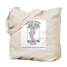 birthNETWORK Tote Bag