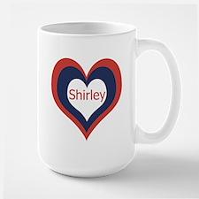 Shirley - Large Mug