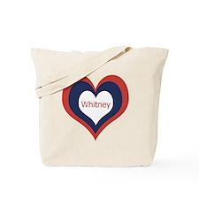 Whitney - Tote Bag