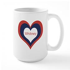 Whitney - Mug