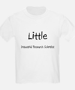 Little Industrial Research Scientist T-Shirt