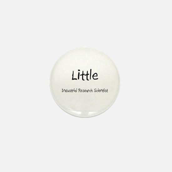 Little Industrial Research Scientist Mini Button