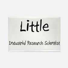 Little Industrial Research Scientist Rectangle Mag