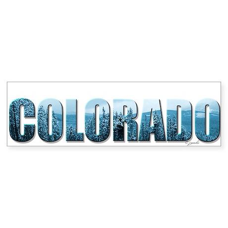 More Colorado Fun Bumper Sticker