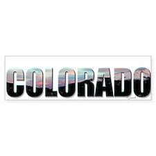 More Colorado Fun Bumper Bumper Sticker