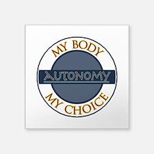 Autonomy Sticker