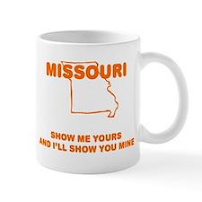 Missouri Show Me Mug