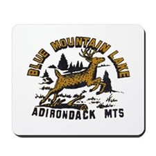 Blue Mountain Adirondacks Mousepad