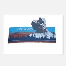 Mt. St Helens Postcards (Package of 8)