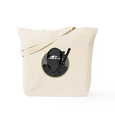 Mona Lisa Ninja PL Tote Bag