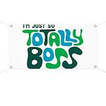 Totally Boss Banner