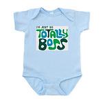 Totally Boss Infant Bodysuit