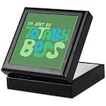 Totally Boss Keepsake Box
