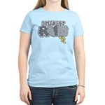 I Make It Rain Women's Light T-Shirt