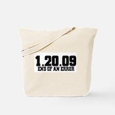 END OF ERROR Tote Bag
