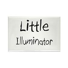 Little Illuminator Rectangle Magnet