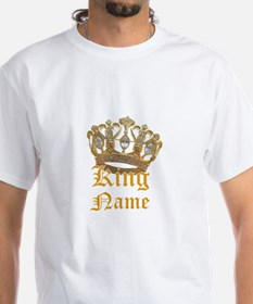 Custom King Shir T-Shirt