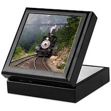 Georgetown Colorado Railroad Keepsake Box