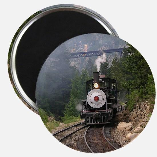 Georgetown Colorado Railroad Magnet