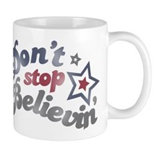 Don't Stop Believin' Small Mug