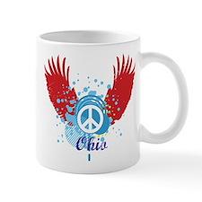 Ohio Peace Mug