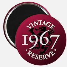 Vintage Reserve 1967 Magnet
