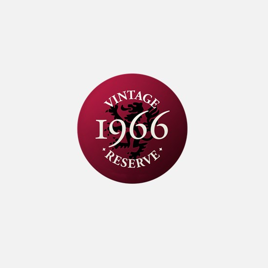 Vintage Reserve 1966 Mini Button