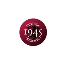 Vintage Reserve 1945 Mini Button (10 pack)