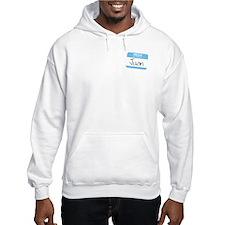 """""""Hello my name is Juan"""" Hoodie"""