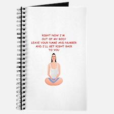 meditation joke Journal